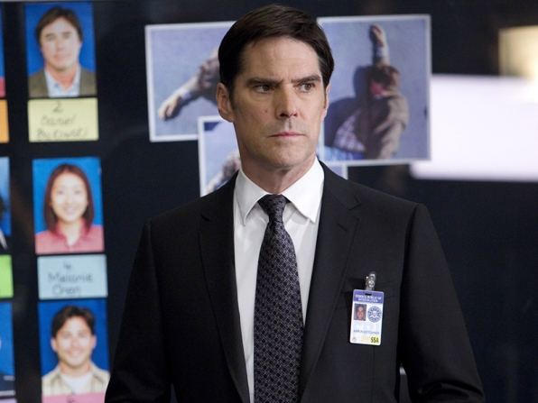 Thomas Gibson - Juilliard - Criminal Minds