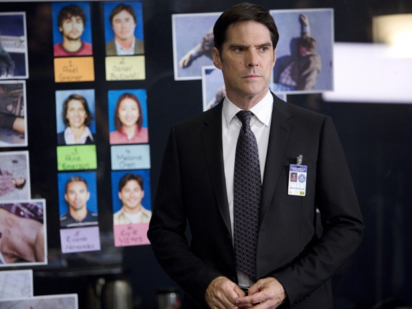 Thomas Gibson - Charleston, South Carolina - Criminal Minds