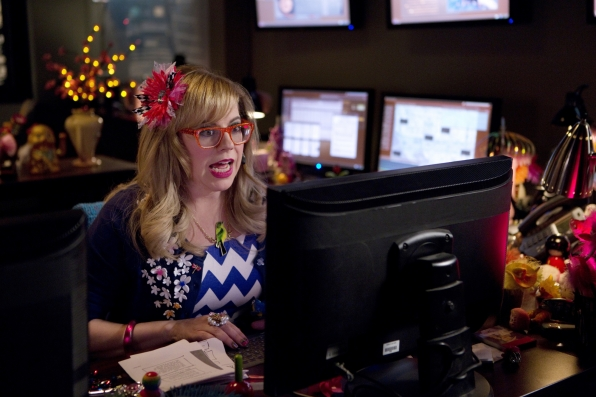 Penelope Garcia's New Years Resolution