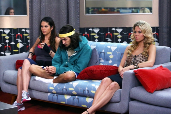 Amanda, McCrae and Aaryn