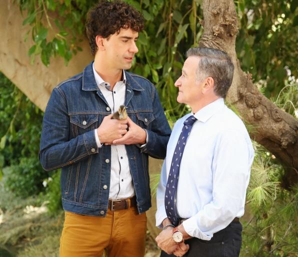 "Simon & Andrew in ""The Spectacular"" Episode 2 of Season 1"