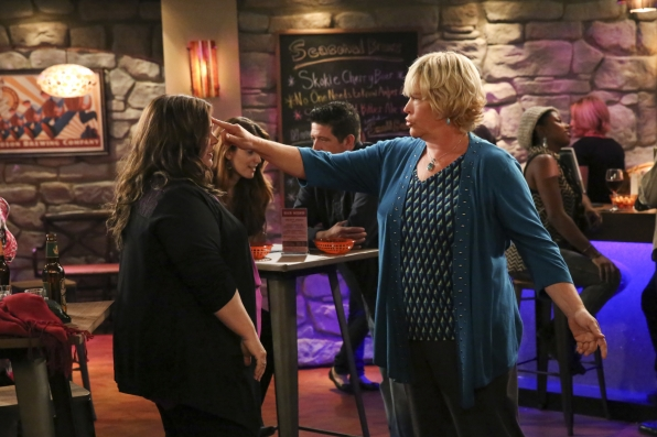 "Bar fight in ""Molly's Unleashed"" the Season 4 Premiere"