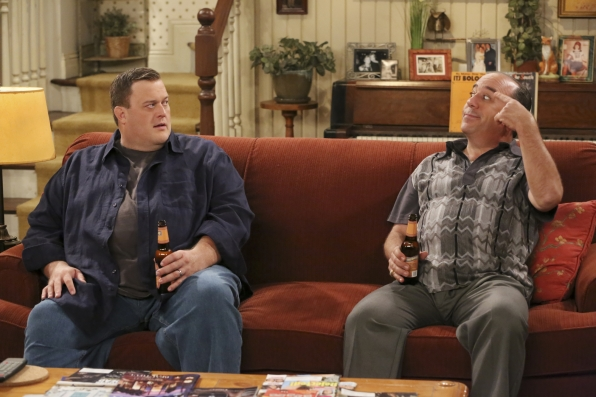 "Vince & Mike in ""Molly's Unleashed"" the Season 4 Premiere"