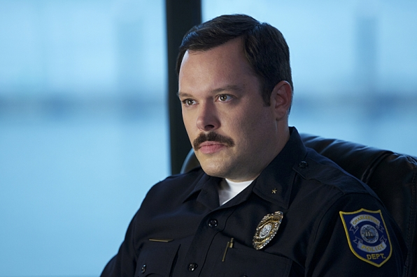 """Deputy Chief Holland Knox in """"Blind Sides"""" S1 E4"""
