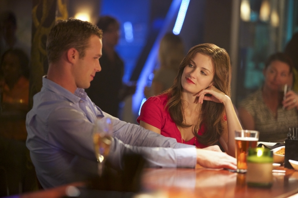 Anna Wood stars as Jamie Sawyer in Reckless