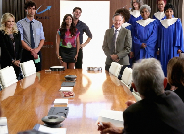 "Board Room in ""Hugging The Now"" Episode 6 of Season 1"