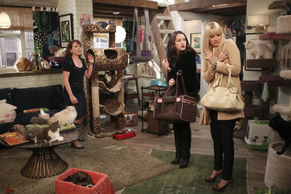 "Cat Ladies in ""And The Kitty Kitty Spank Spank"" in Episode 3 of Season 3"