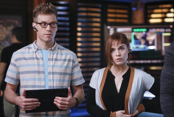 "Should We Tell Them? in ""Reznikov, N."" Season 5 Episode 4"
