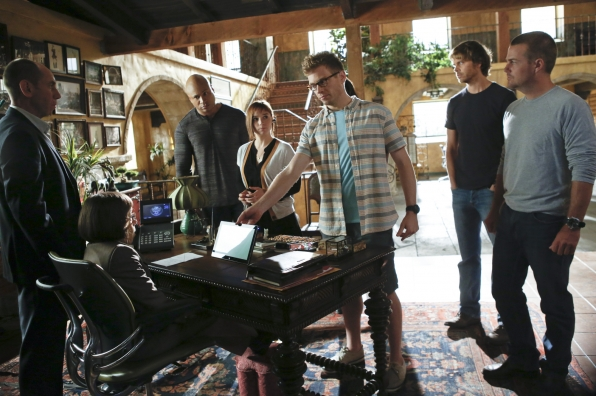 "Tell Us Why in ""Reznikov, N."" Season 5 Episode 4"