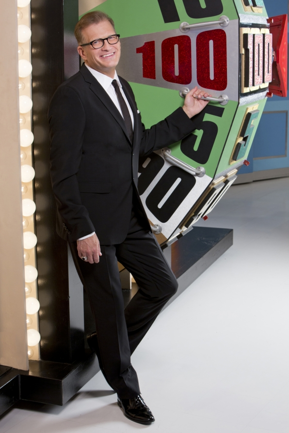 7. Drew Carey - The Price is Right