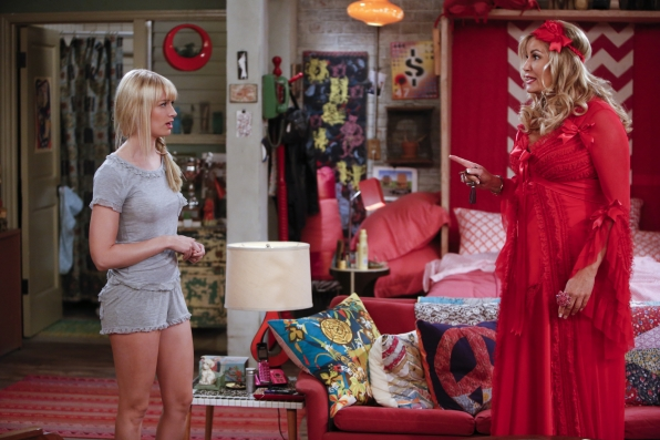 "Caroline & Sophie in ""And The Kitty Kitty Spank Spank"" in Episode 3 of Season 3"