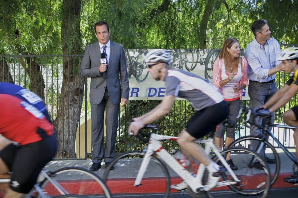 "Cycling in ""Plot Twists"" Episode 2 of Season 1"