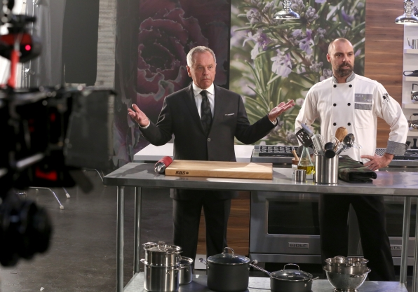 "Wolfgang Puck in ""Last Supper"" Season 14 Episode 4"