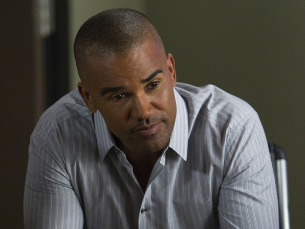 1. Derek Morgan - Criminal Minds