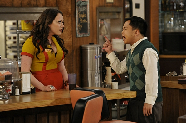2. Han Lee - 2 Broke Girls