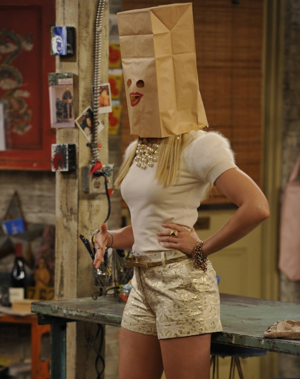 3. Caroline Channing - 2 Broke Girls