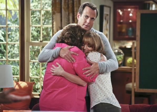 "Family hug in ""Plot Twists"" Episode 2 of Season 1"
