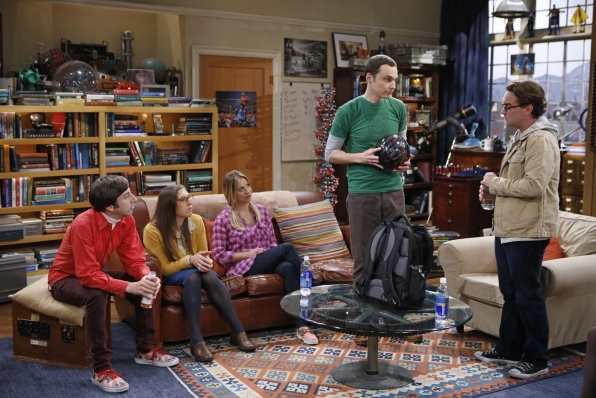 "The gang in ""The Scavenger Vortex"" Episode 3 of Season 7"