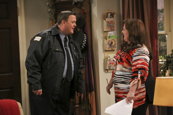 8. Melissa McCarthy - Mike & Molly
