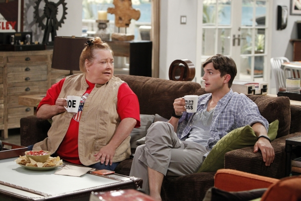 10. Berta - Two and a Half Men