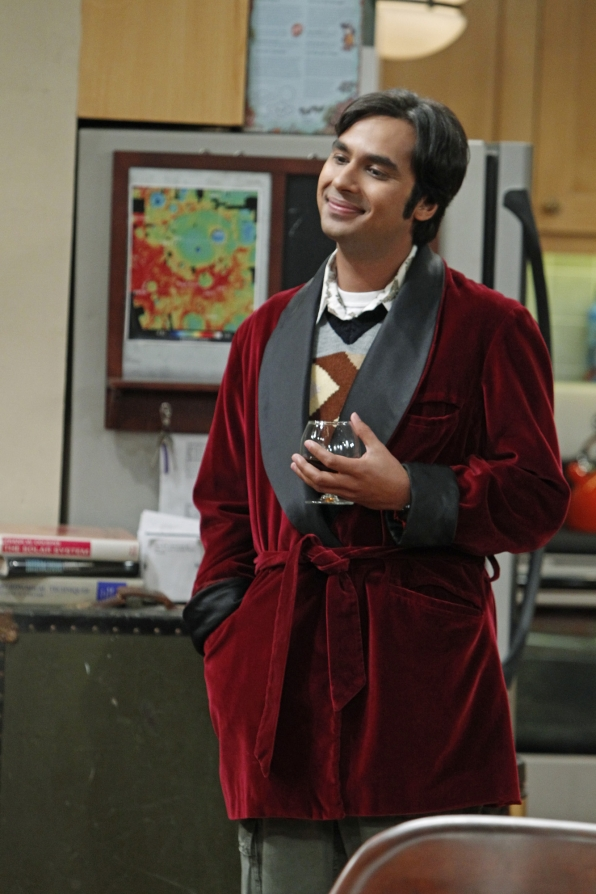 "Raj in ""The Scavenger Vortex"" Episode 3 of Season 7"