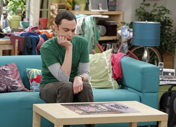 "Sheldon in ""The Scavenger Vortex"" Episode 3 of Season 7"