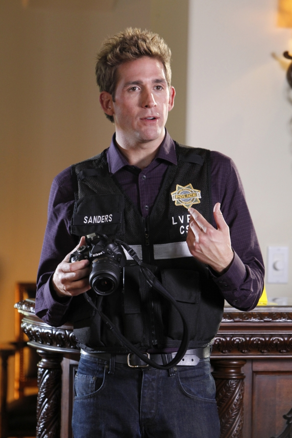 4. Greg Sanders - CSI