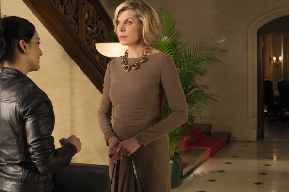 3. Diane Lockhart - The Good Wife