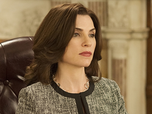 Julianna Margulies - Spring Valley, New York - The Good Wife
