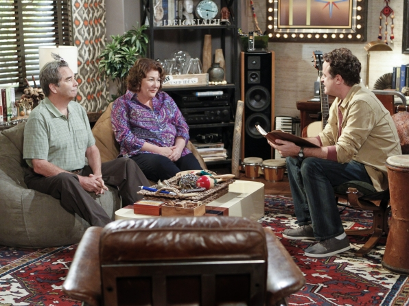"Couples therapy in ""The Mother is In"" Episode 4 of Season 1"
