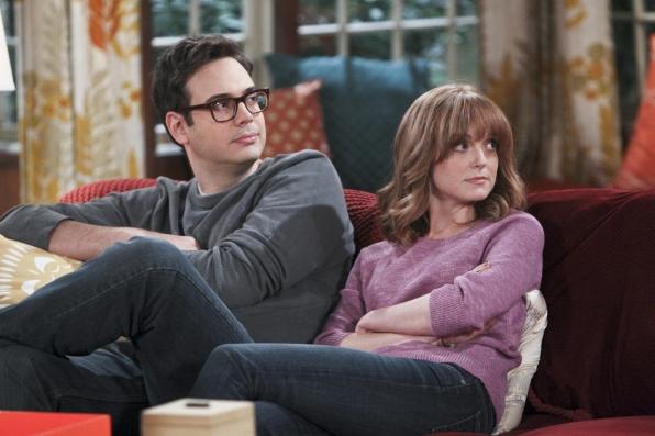 """Adam & Debbie in """"The Mother is In"""" Episode 4 of Season 1"""