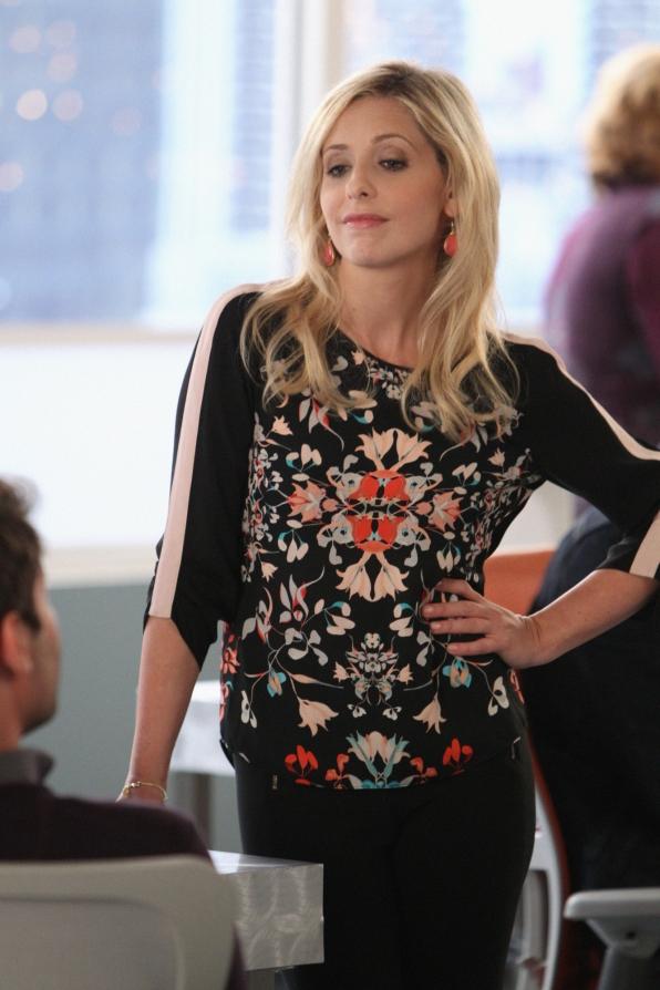 """Sydney in """"She's So European"""" Episode 5 of Season 1"""