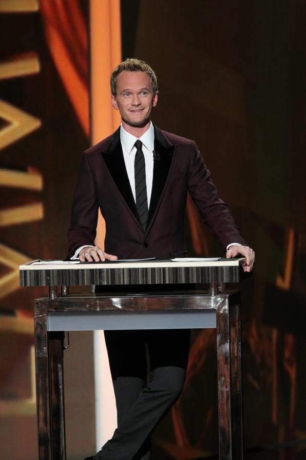 Host Neil Patrick Harris