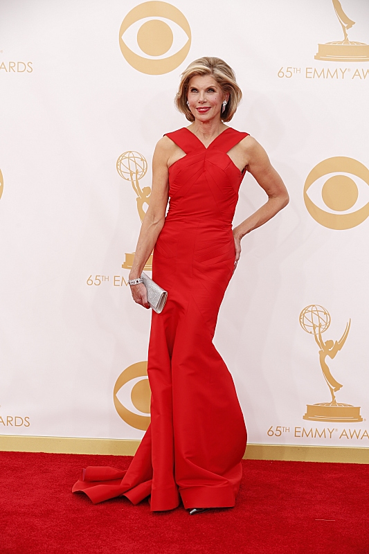 Christine Baranski - The Good Wife - 2014 Emmy Nominee