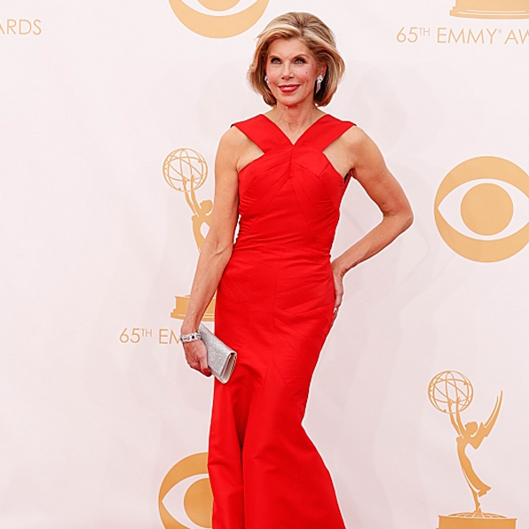 2. This is Christine Baranksi's fifth consecutive Emmy nomination for The Good Wife.