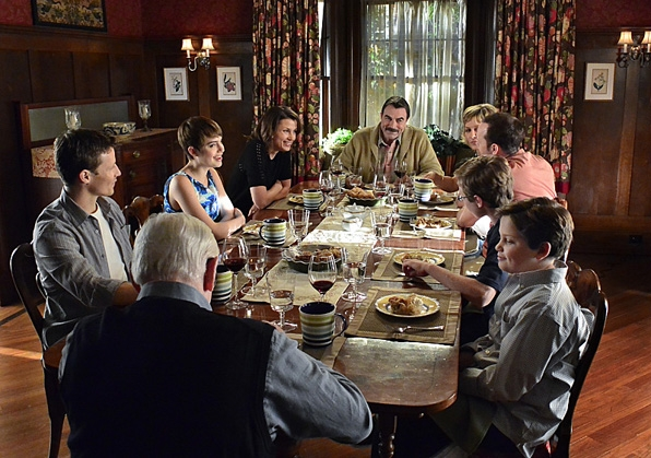 The Reagans (Blue Bloods)