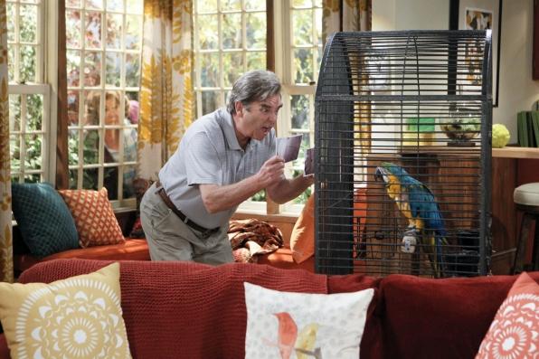 "Parrot Talk in ""Giving The Bird"" Episode 5 of Season 1"