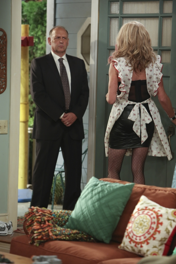 """French maid in """"Estrogen and a Hearty Breakfast"""" Episode 7 of Season 1"""