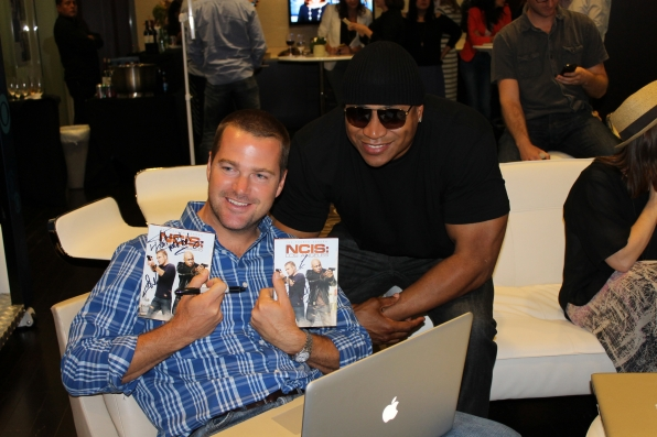 NCISLA's Chris O'Donnell and LL Cool J
