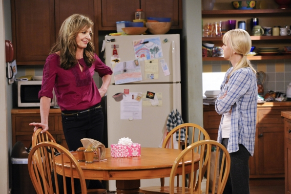 """Bonnie & Christy in """"A Small Nervous Meltdown and a Misplaced Fork"""" Episode 2 of Season 1"""