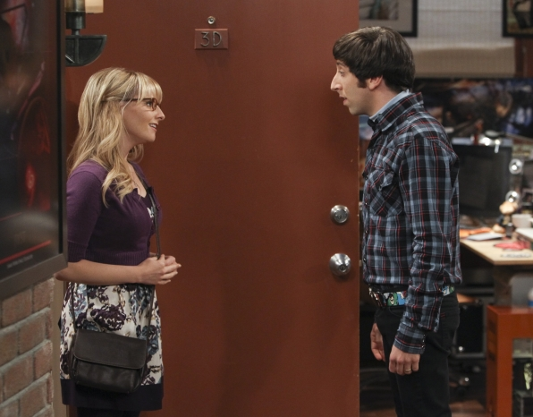 "The Wolowitz's in ""The Workplace Proximity"" Episode 5 of Season 7"