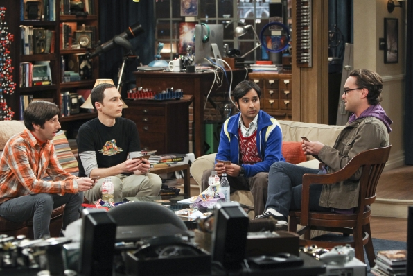 """The guys in """"The Workplace Proximity"""" Episode 5 of Season 7"""