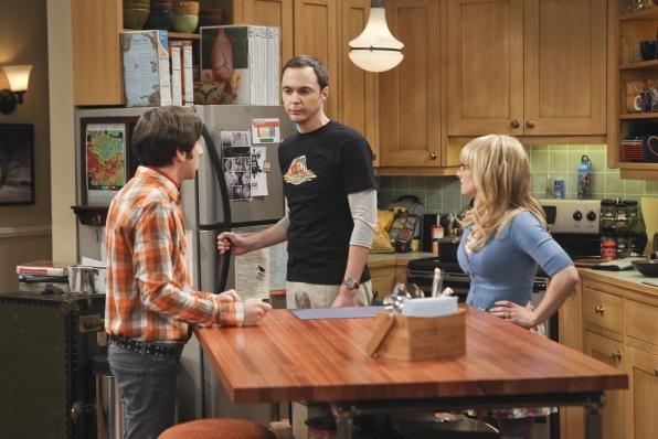 """Howard, Sheldon & Bernadette in """"The Workplace Proximity"""" Episode 5 of Season 7"""
