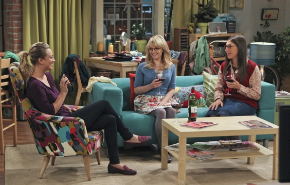 "Girl time in ""The Workplace Proximity"" Episode 5 of Season 7"