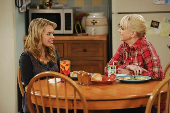 "Mother/daughter chat in ""Abstinence & Pudding"" Episode 6 of Season 1"