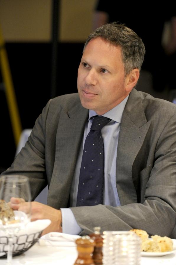Andy Wiederhorn, CEO of Fatburger