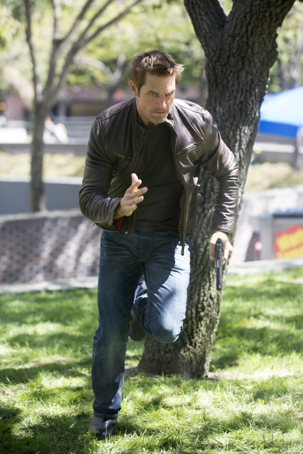 "Run! in ""Cain and Gabriel"" S1 E10"