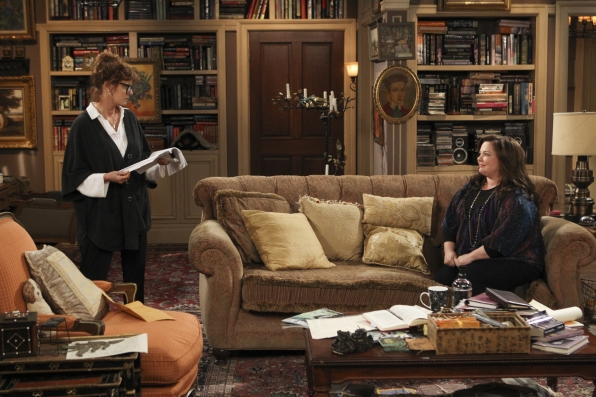 """Writing advice in """"Careful What You Dig For"""" Episode 4 of Season 4"""