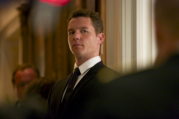 "Shawn Hatosy as Terry McCandless in 'Deep Waters"" S1E7"