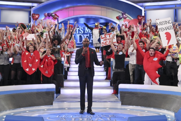 Valentine's Day - Let's Make A Deal - CBS.com